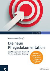Cover - Die neue Pflegedokumentation